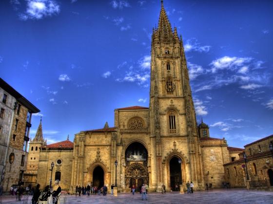 Panteón de Reyes de la Catedral de Oviedo