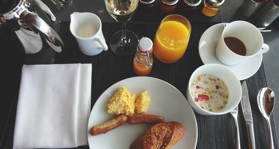 Desayuno / Foto: tm-md