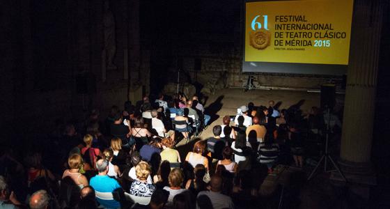 Festival Teatro de Mérida / Foto: Jero Morales