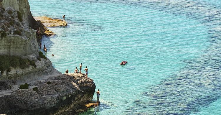 Playa de Tropea (iStock)