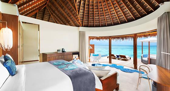 W Maldivas