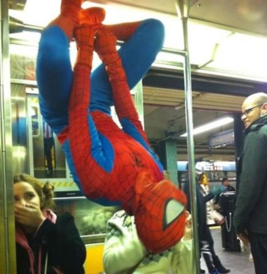 spidermanmetro