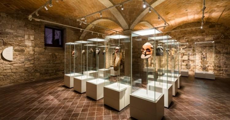 Aspecto de una de las salas del museo - Ayuntamiento de Barcelona