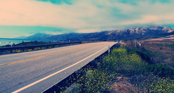 Pacific Coast Highway / Foto: digitizedchaos