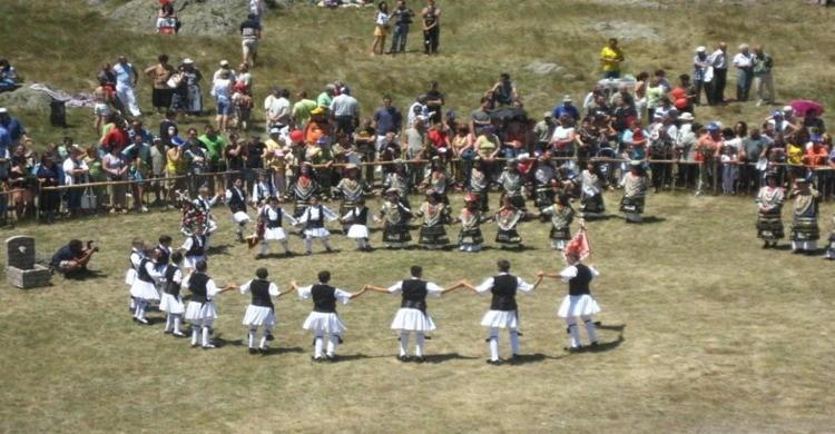 Encuentro Sarakatsani. Foto: Trakia-tours.com