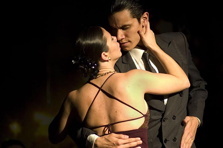 Tango. Audrey Sel (Flickr)