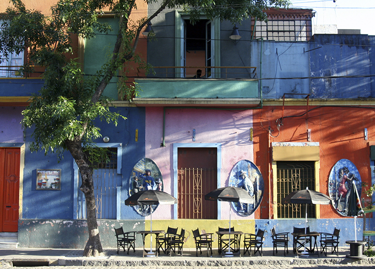 La Boca. Ilkerender (Flickr)