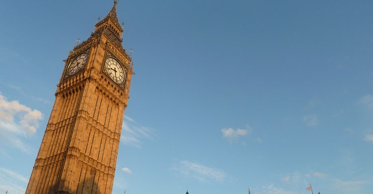 Big Ben, Londres (Flickr)