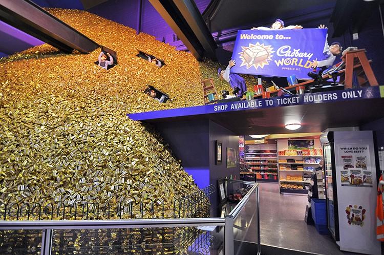 Cadbury World (Chee Hong, Flickr)