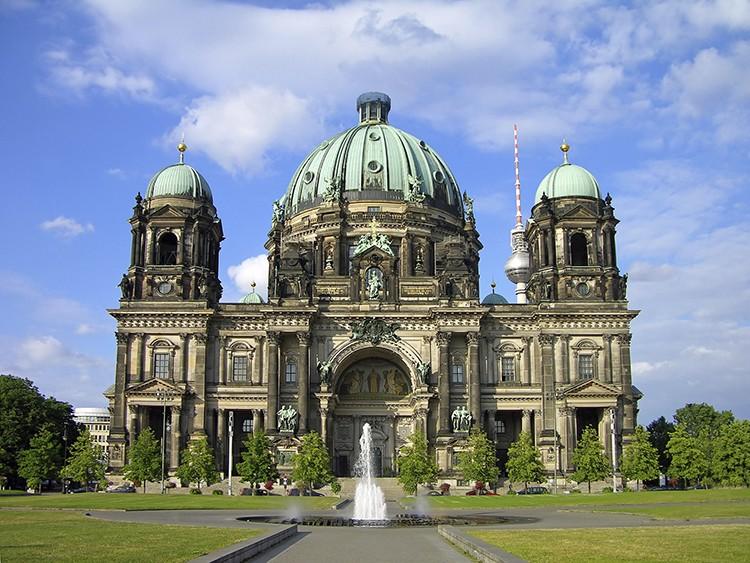 Catedral de Berlín (iStock)