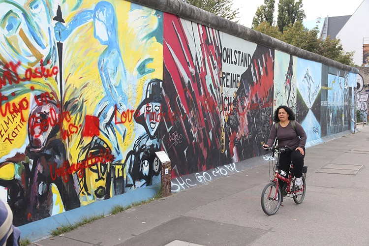 El muro de Berlín (iStock)