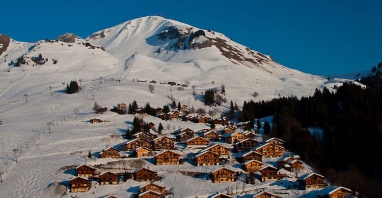 Chinaillon, un pueblo con encanto en los Alpes franceses. Chris Maidlow (Flickr)