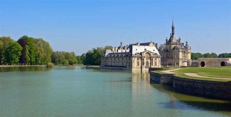Castillo de Chantilly. David Becker (Flickr)