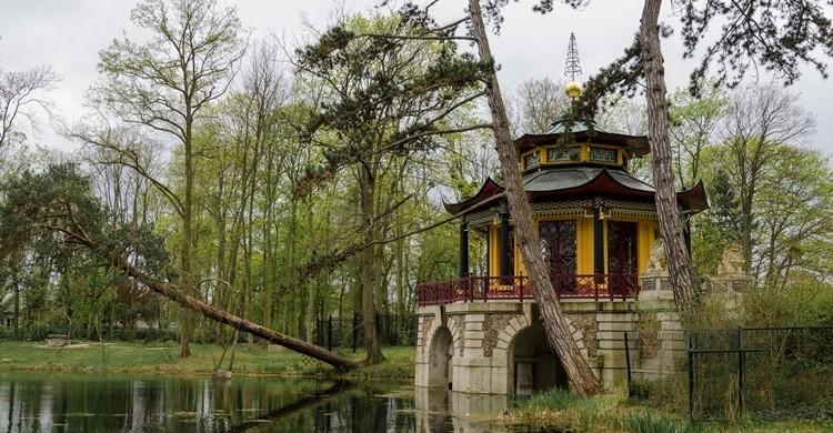 Pabellón chino. Cédric Quesseveur (Flickr)
