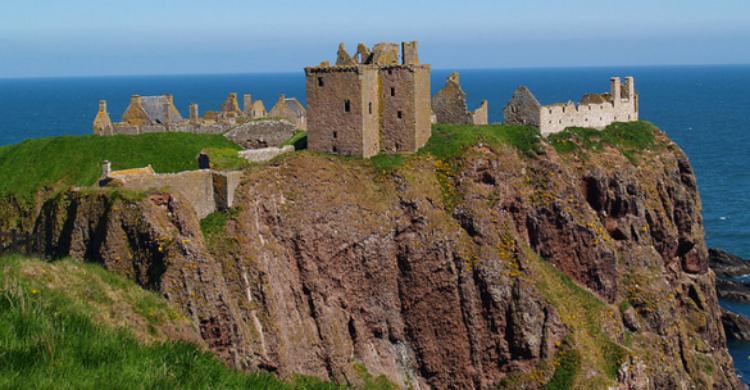 Dunnotar Castle - ivanida13 (Flickr)