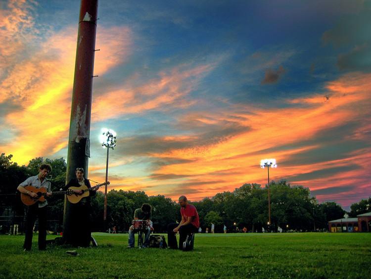 McCarren Park (Eve Chan, Flickr)