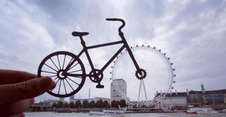 London Eye, Londres (@paperboyo en Instagram)