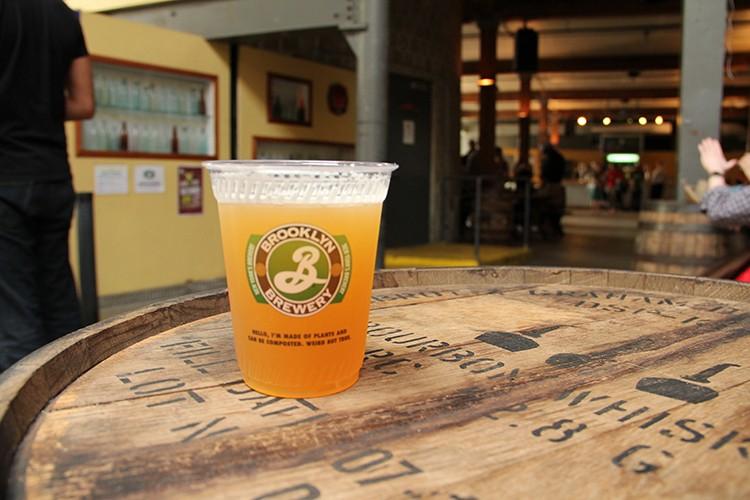 Brooklyn Brewery (Matthew Hurst, Flickr)