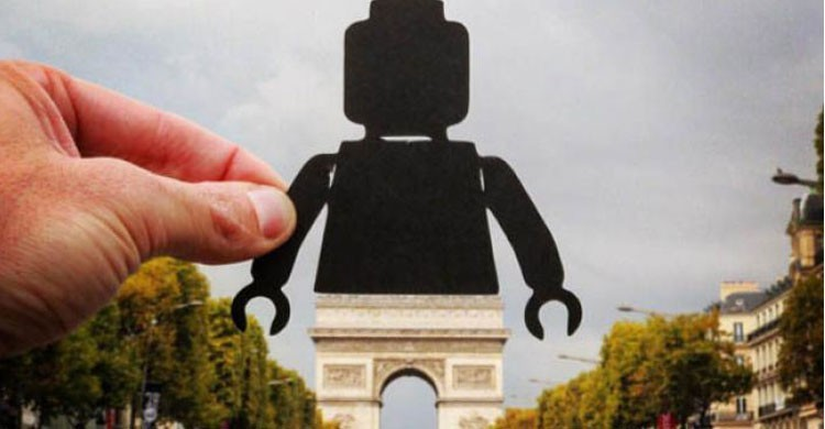 Arco de Triunfo, Paris (@paperboyo en Instagram)