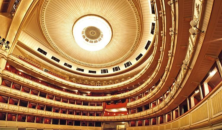 La Ópera de Viena (iStock)