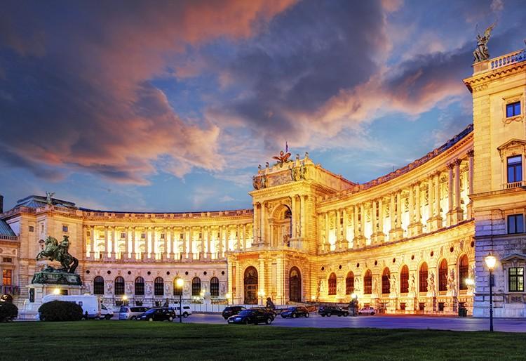 Palacio imperial de Hofburg (iStock)