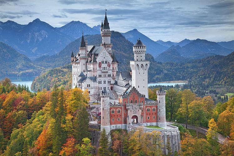 El castillo de Neuschwanstein, cosas que ver cerca de Munich