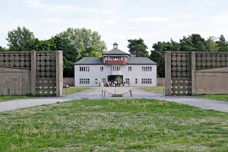 Campo de concentración de Sachsenhausen (iStock)