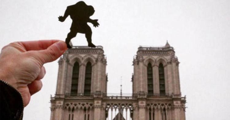 Notre-Dame, Paris (@paperboyo en Instagram)