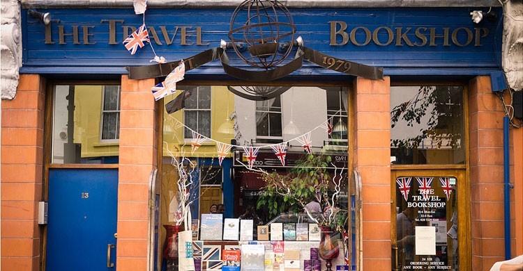 The Travel Bookshop, Londres (Flickr)