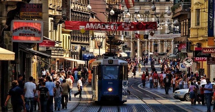 Qué hacer en Zagreb: un agradable paseo por sus animosas calles. Mario Fajt (Flickr)