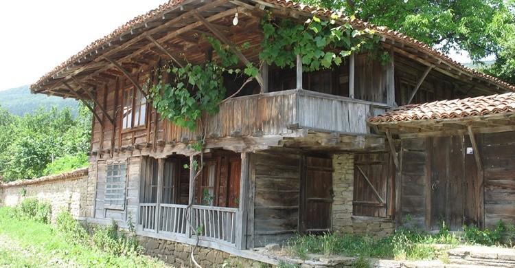 Casa característica del 'Renacimiento búlgaro' de Zhéravna. Esther Westerveld (Flickr)