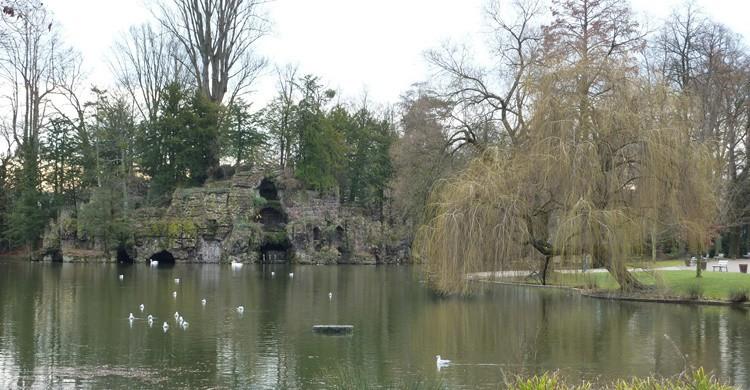 Vista parcial del Parque de la Orangerie. Mathieu Nivelles (Flickr)