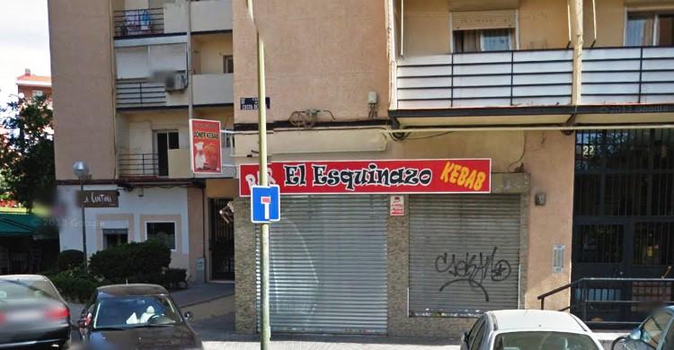 Fachada de El Esquinazo. Google Maps