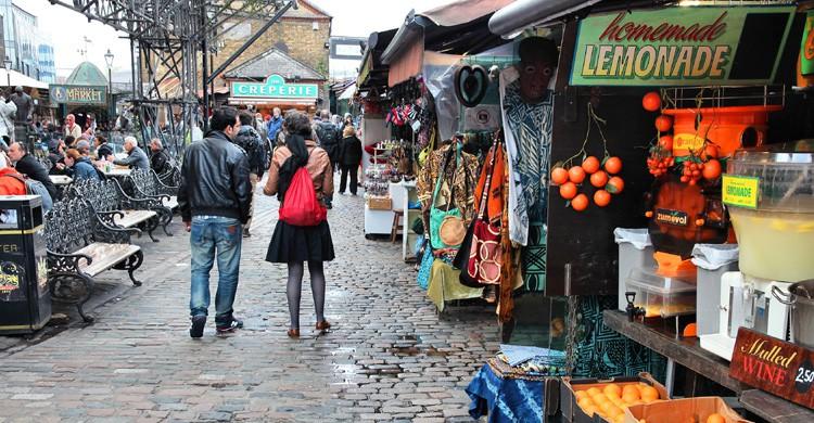 Mercado de Camden (iStock)