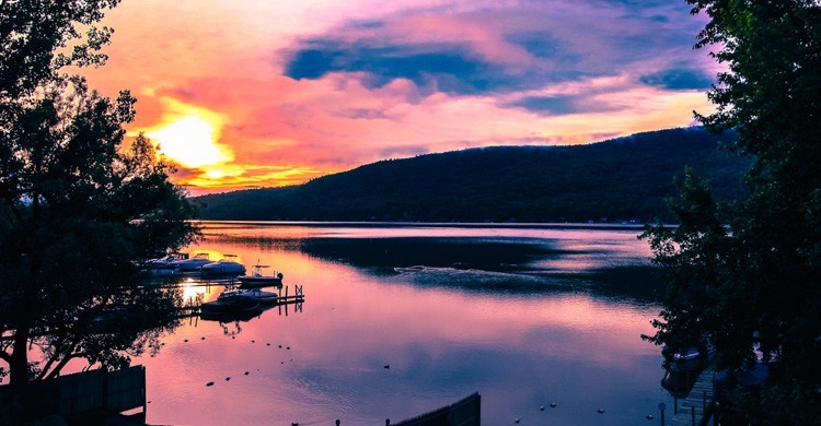 Lake George (iStock)