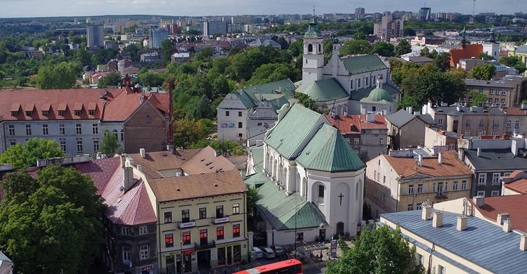 Lublin. Michal Kwasniak (Flickr)