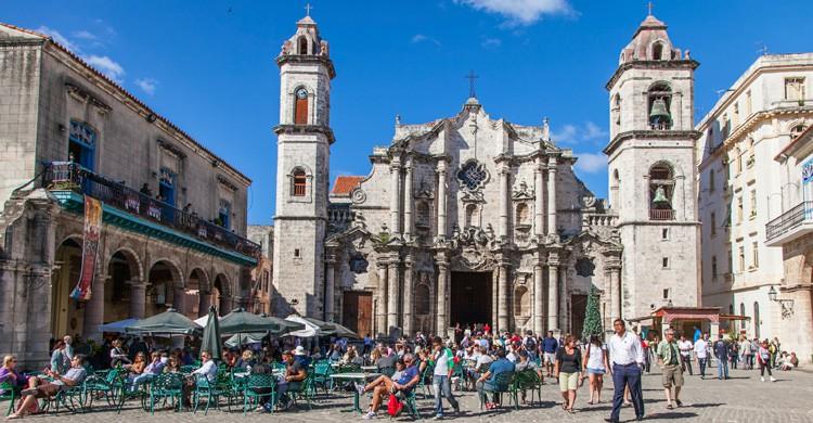Plaza Vieja de La Habana (iStock)