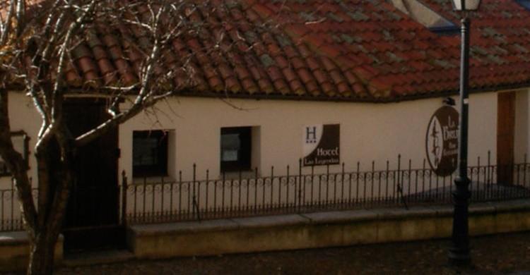 Fachada del restaurante La Bruja. (www.la-bruja.es/)