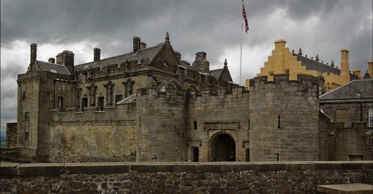 Castillo de Stirling. dun_deagh (Flickr)