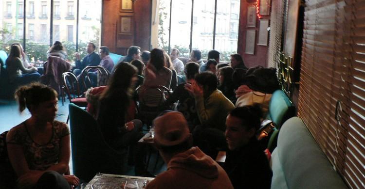Bar en La Latina. Gregg (Flickr)