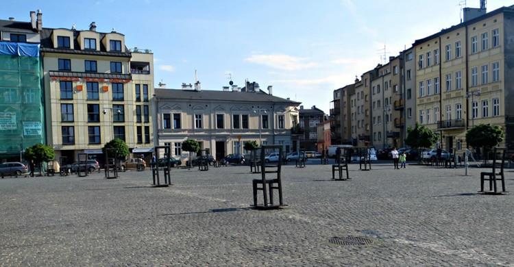 Plaza de Bohaterów. Graham C99 (Flickr)