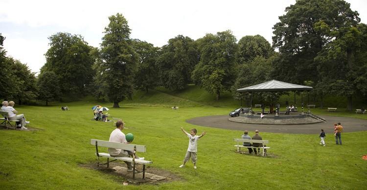 Phoenix Park en Dublín. William Murphy (Flickr)