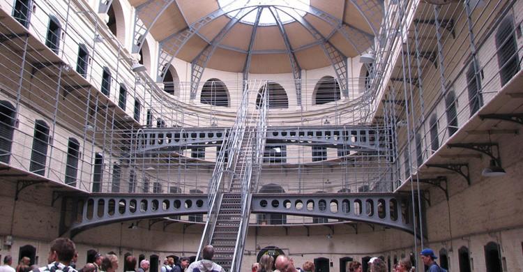 Cárcel de Kilmainham. Joe Anderson (Flickr)
