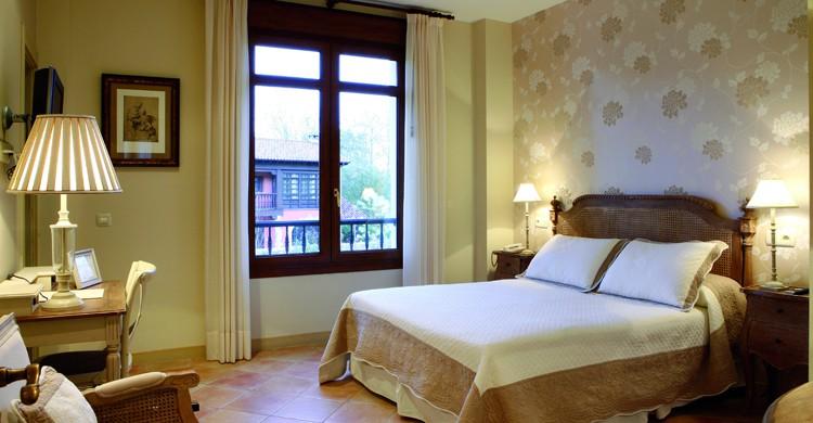 Hotel Rural Arpa de Hierba, en La Pereda (llanes.com)