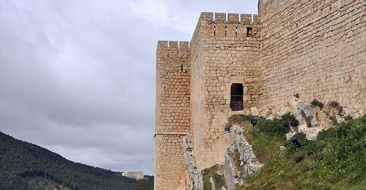 Castillo de Santa Catalina en Jaen (Istock).