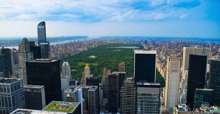 Central Park es más grande que Mónaco. (Guilherme Nicholas, Foter)
