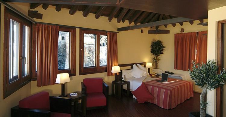 Hotel Abad en Toledo (Rusticae.es)