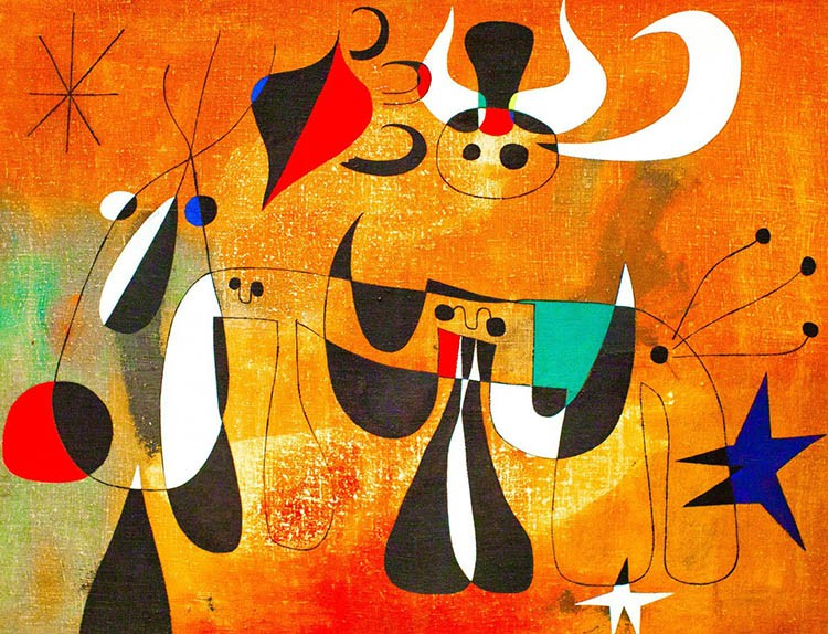 Joan Miró (Youtube)