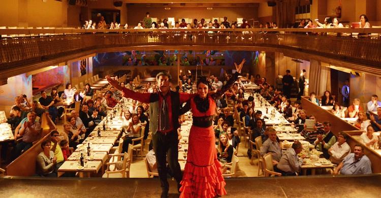 Teatro Palacio del Flamenco, Facebook