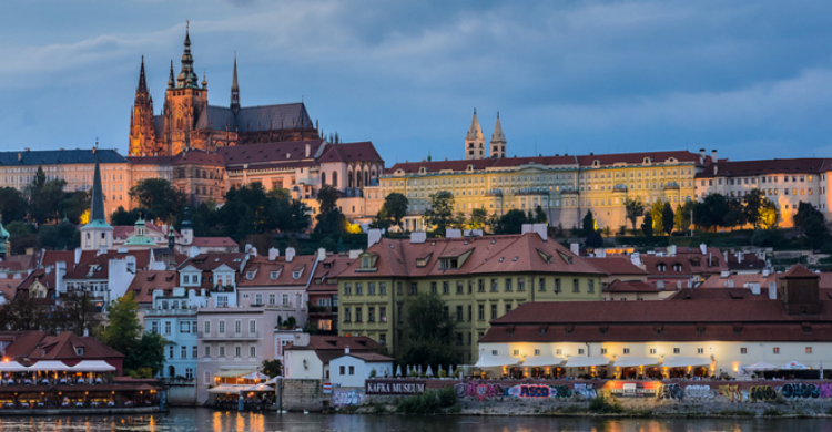 Praga - Ricardo Martinez (Flickr)